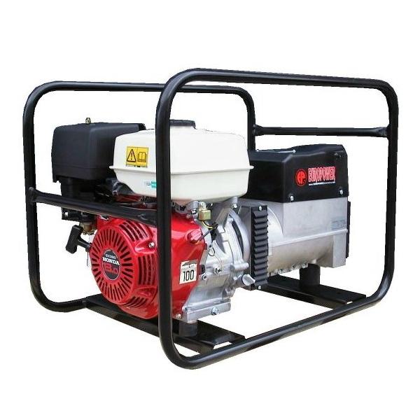 Генератор бензиновый Europower EP 200 X 3X230V для ж/д в Аксайе