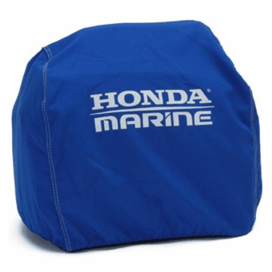 Чехол для генератора Honda EU10i Honda Marine синий в Аксайе