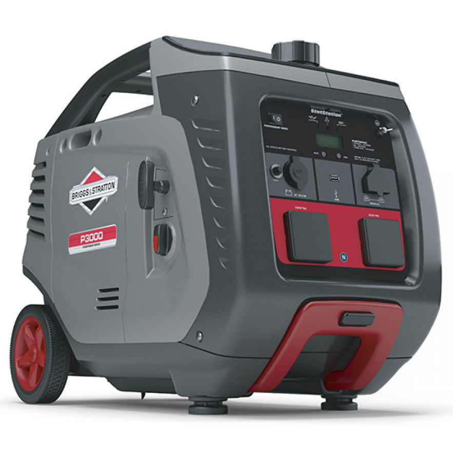Генератор бензиновый инверторный Briggs & Stratton P3000 в Аксайе
