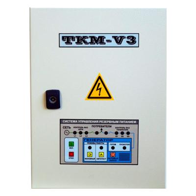 Автоматика ТКМ-V3 с ИУ3с + ПБ3-10 (EG5500) в Аксайе