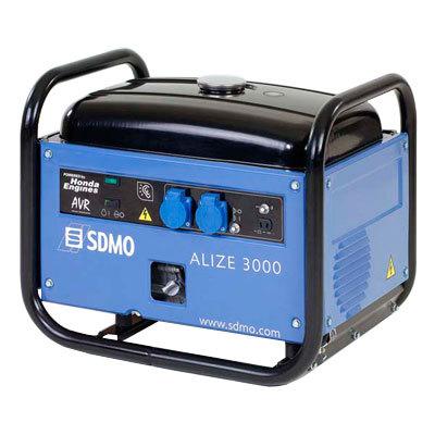 Генератор SDMO ALIZE 3000 в Аксайе