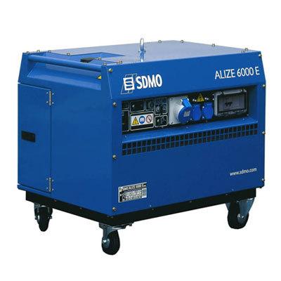 Генератор SDMO ALIZE 6000 E в Аксайе