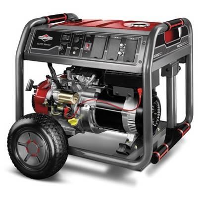 Генератор бензиновый Brigss & Stratton Elite 8500EA в Аксайе