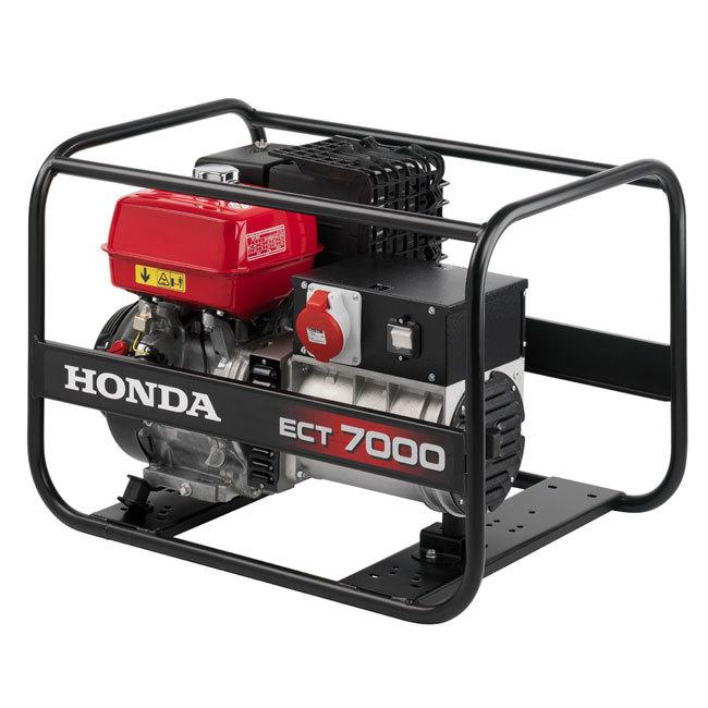 Генератор Honda ECT7000 в Аксайе