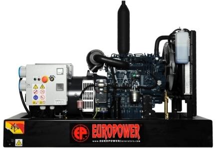 Генератор дизельный Europower EP 163 DE в Аксайе