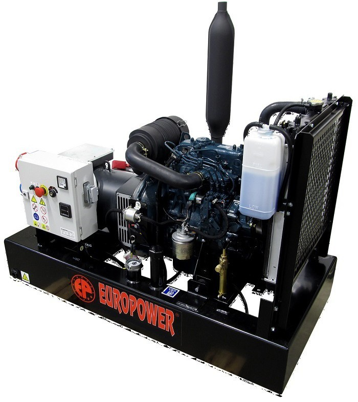 Генератор дизельный Europower EP 133 TDE в Аксайе