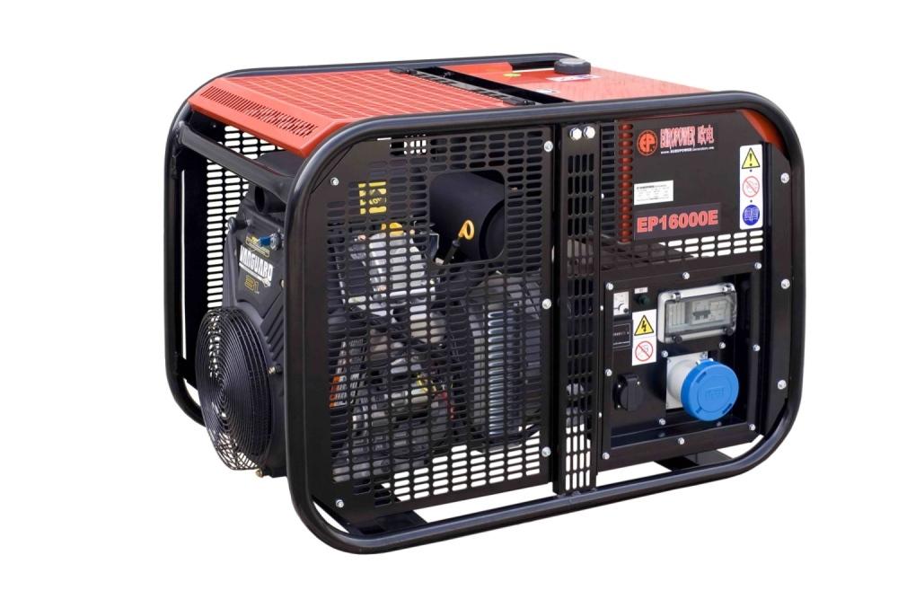 Генератор бензиновый Europower EP 16000 E в Аксайе