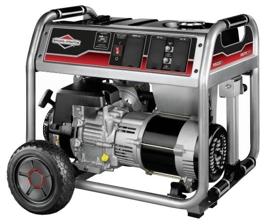 Генератор бензиновый Brigss & Stratton 6250A в Аксайе