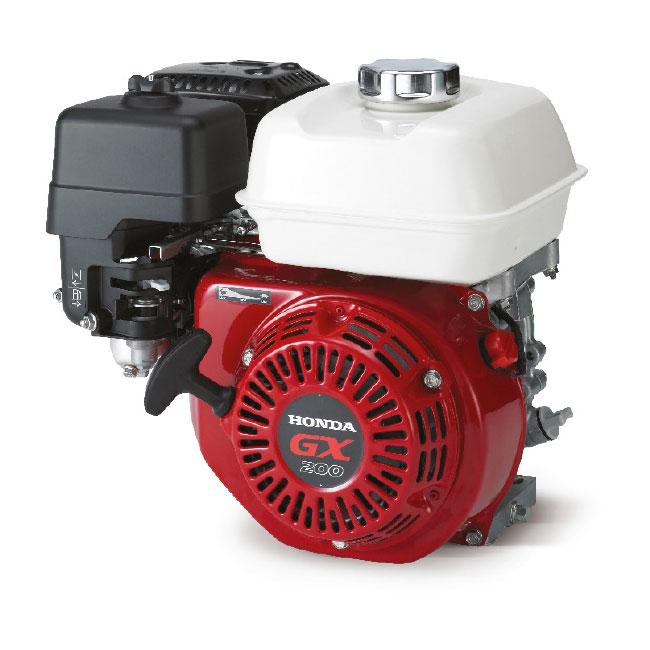 Двигатель Honda GX 200UT2 RHQ4 OH в Аксайе
