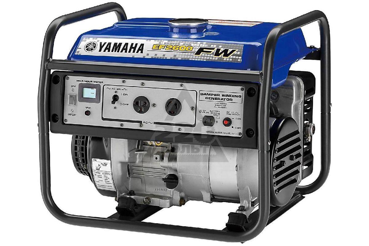 Генератор Yamaha  EF2600 в Аксайе