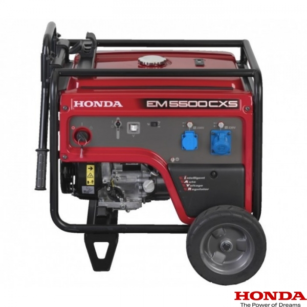 Генератор Honda EM5500 CXS 1 в Аксайе