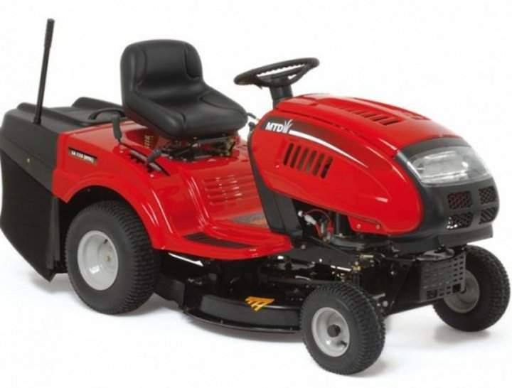 Садовый трактор MTD OPTIMA LE 175 H (SPECIAL) в Аксайе