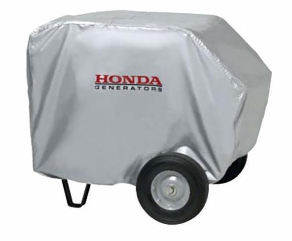 Чехол для генератора Honda EU10i Honda Marine серебро в Аксайе